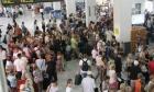 Αυξημένη κατά 8,4% το πρώτο τρίμηνο του έτους η επιβατική κίνηση στα αεροδρόμια