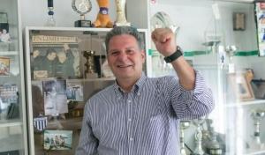 Ο Γλυνός στο ψηφοδέλτιο Επικρατείας του ΚΙΝΑΛ