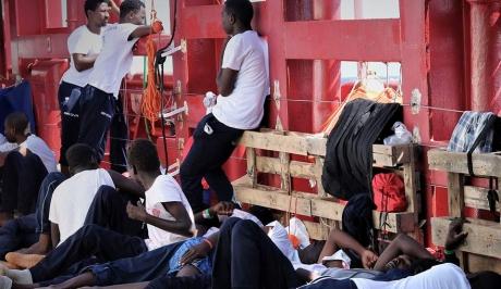 Aπαγορεύτηκαν οι περιπολίες στη Μεσόγειο;