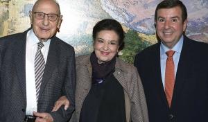 Πάταγο έκαναν τα  έργα ζωγραφικής  του  Μουσείου Νεοελληνικής Τέχνης στο Ιδρυμα Θεοχαράκη