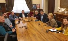 Συνεργασία ΠΝΑΙ και Ομοσπονδίας Πολιτιστικών Συλλόγων