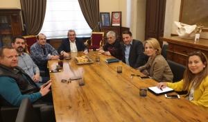 Ενισχύεται ακόμη περισσότερο η συνεργασία Περιφέρειας και Ομοσπονδίας Πολιτιστικών Συλλόγων Ρόδου