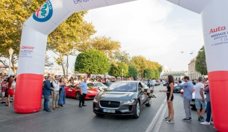 Εντυπωσιακό το Festival of Speed