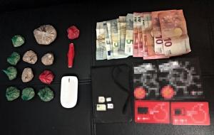 Συνελήφθη 31χρονος για αποθήκευση και κατοχή ναρκωτικών στην Κάλυμνο