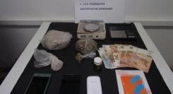 Συνελήφθησαν δύο άτομα για κατοχή και διακίνηση ηρωίνης