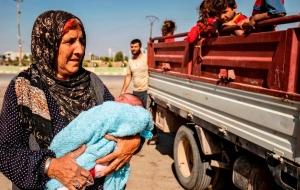Ο Ερντογάν απειλεί: Θα μας στείλει 3,6 εκατομμύρια Σύρους πρόσφυγες