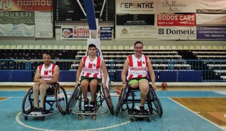 Τρεις νέοι παίκτες στην Γ.Σ Δωδεκάνησος