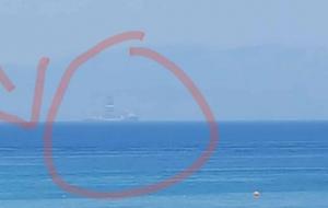 Το Yavuz πέρασε ανοιχτά της Ρόδου με κατεύθυνση την Κύπρο