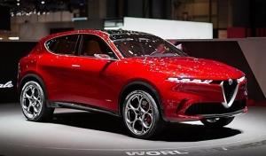 H Alfa Romeo Tonale κατέκτησε το Car Design Award 2019