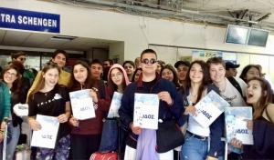 Toυλάχιστον  1000 μαθητές επέλεξαν φέτος τη Ρόδο για τις εκδρομές τους
