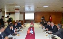 Συνάντηση Διοικητών Λιμενικού και Τουρκικής Ακτοφυλακής στο Αϊβαλί