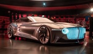 Το 2035 στους δρόμους η νέα Bentley EXP 100 GT