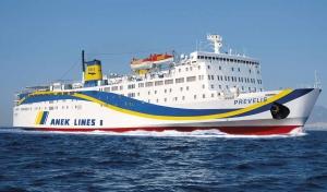 """Ενέργειες για τη βλάβη στο """"Πρέβελης"""" και την μεταφορά των επιβατών"""
