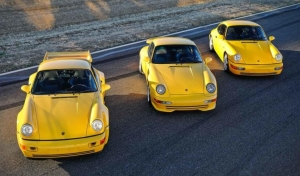 Η εκπληκτική συλλογή από Porsche του συνιδρυτή της WhatsApp