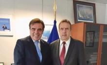 Με τον  κ. Μαργαρίτη Σχοινά η ΕΣΕΕ