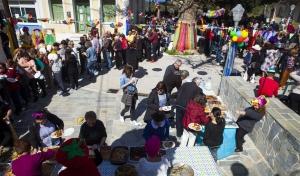 Πλειάδα αποκριάτικων εκδηλώσεων στήριξε ο Δήμος Ρόδου