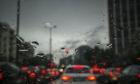 Καλοκαιρινό μπουρίνι… και προβλήματα στους δρόμους