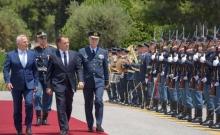 Live παραβιάσεις σε Δωδεκάνησα και  Μυτιλήνη είδε ο νέος ΥΕΘΑ