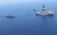 Ερντογάν: Η διαδικασία των γεωτρήσεων έχει ξεκινήσει